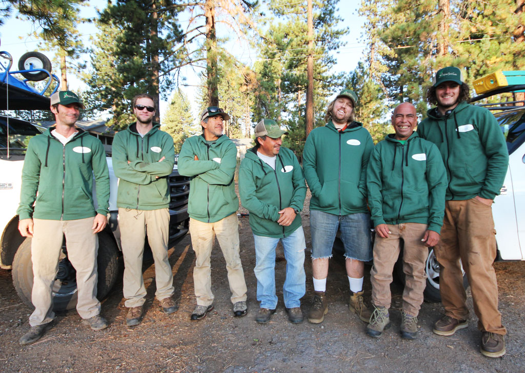 Alpine Yard Care Truckee and Donner Lake Landscaping