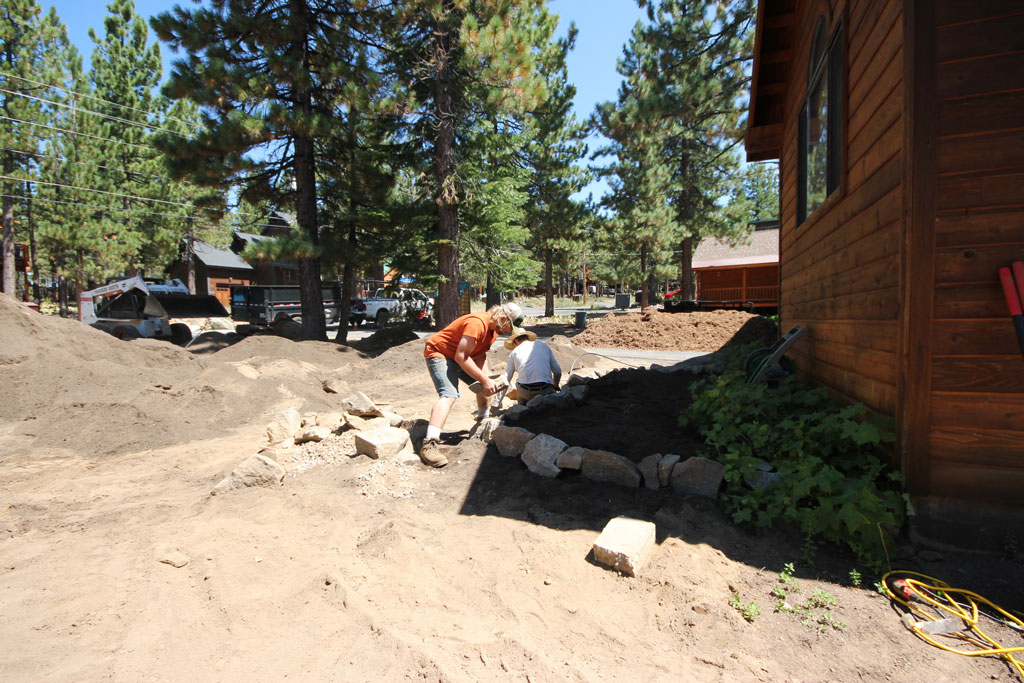 Truckee Landscaping